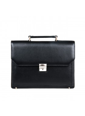 Портфель кожаный Franchesco Mariscotti 2-042к