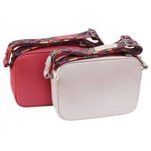 Женская сумка кросс боди Libellula розовая Person