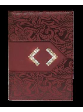 Обложка для паспорта ОП-16 rubin Kniksen